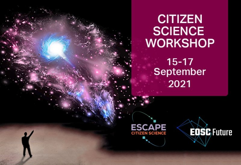 ESCAPE and EOSC Future 2nd Citizen Science Workshop