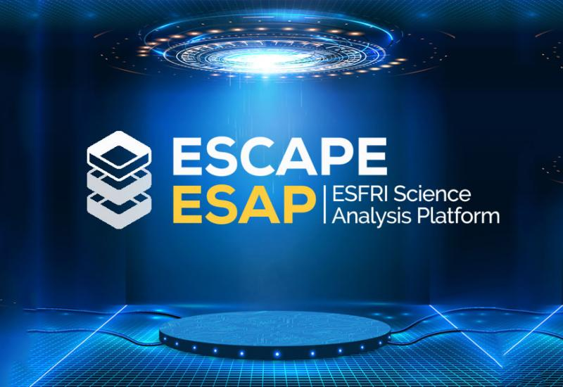 Launch of the Initial ESCAPE ESFRI Science Analysis Platform with discovery & data staging