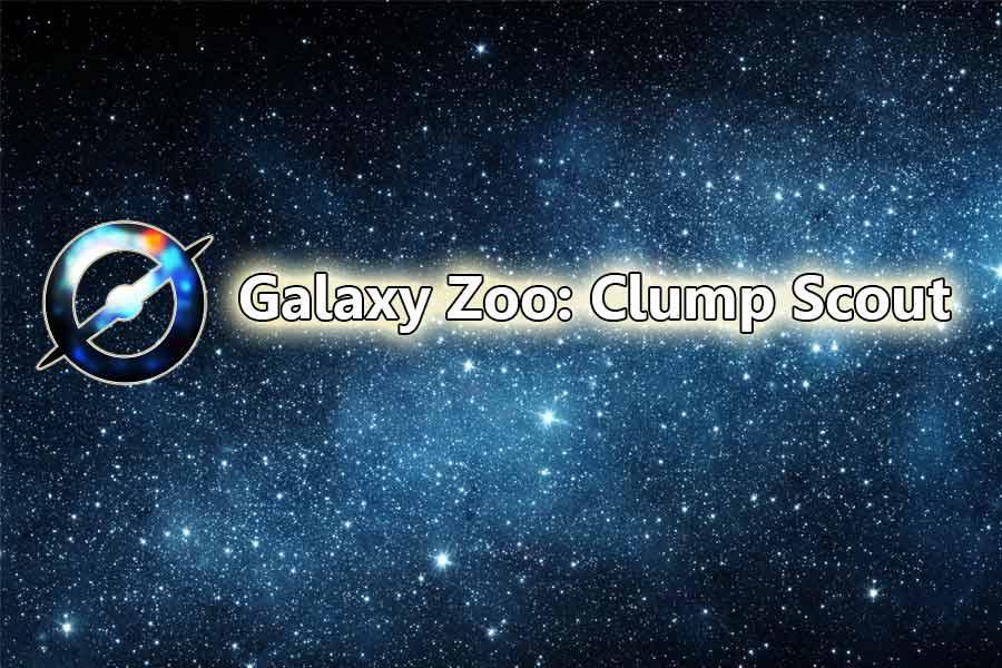 Galaxy Zoo Clump Scout